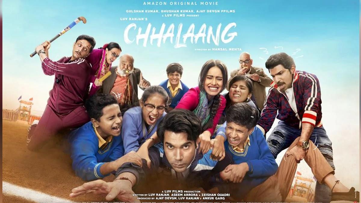 Chhalaang Movie download Hd