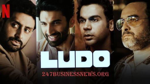 Download Ludo Full Movie Leaked By Filmyzilla Filmywap movierulz kuttymovies downloadhub tamilrockers