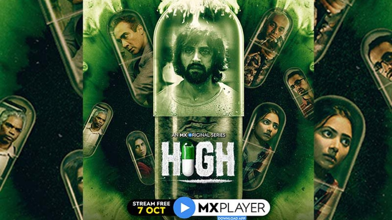 High Webseries Download Leaked By Tamilrockers   Check Release Date, Cast and Crew.
