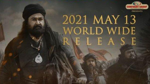 Marakkar Arabikadalinte Simham: Mohanlal Reveals The New Release Date Of The Priyadarshan Directorial