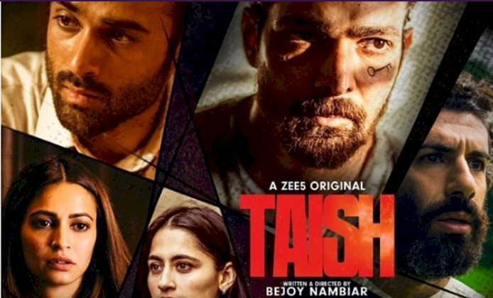 Taish Webseries Download Leaked By Tamilrockers