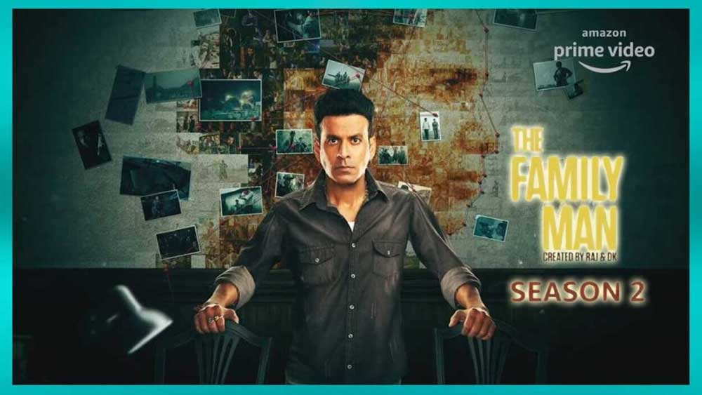 The Family Man Season 2 Web series Download online leaked by Filmyzilla, 9xmovie, Filmywap, other torrent sites to download the family man 2
