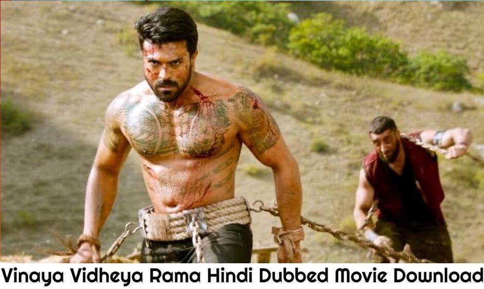 Vinaya Vidheya Rama Hindi Dubbed Movie Download Filmy4wap, Mp4moviez, Filmyzilla, Filmymeet, Filmyhit Trends on Google
