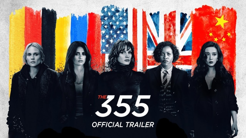 The 355 Full Movie Download In Hindi Leaked By Filmyzilla In 1080p