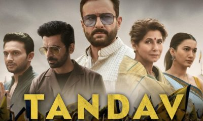 Tandav Web Series Download In HD Leaked By Filmyzilla 720p, 1080p