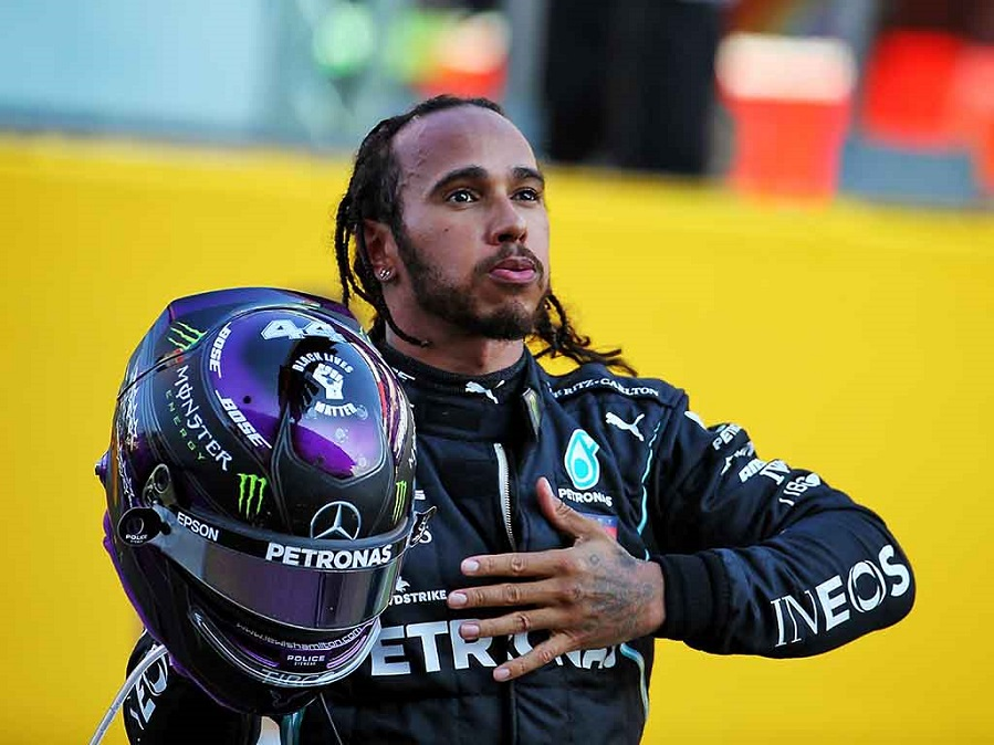 Lewis Hamilton: The Only F1 Track Where he Hadn't Clinched a Podium Finish – Phil Sports News