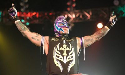 WWE Summer Slam 2020 – Rey Mysterio Resigning Contract to WWE – Phil Sports News