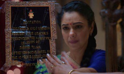 Baa turns Anupamaa's happiness into tears major breakdown