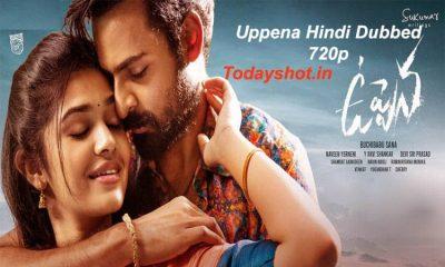 Uppena Full Movie in Hindi Download Tamilrockers, Movierulz 2021