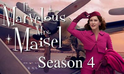 The Marvelous Mrs. Maisel Season 4 Latest Update: Release Date, Story And More